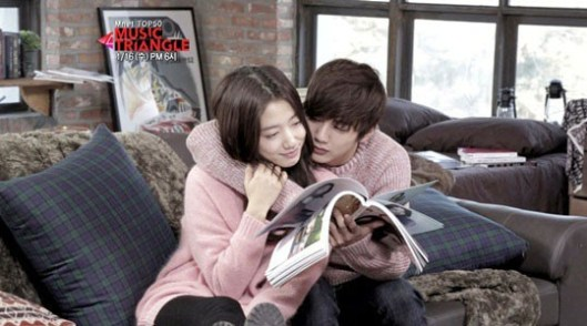 So Ji Sub Meminta Adegan Ciuman Untuk Yoo Seung Ho dan Park Shin Hye