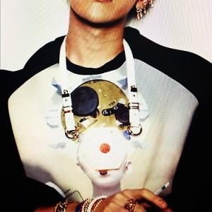 G-Dragon Big Bang Memberikan Sebuah Lagu Untuk 'Stylist' Lady Gaga