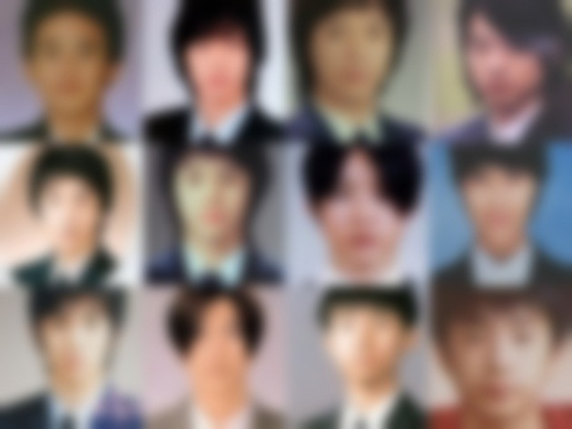 Kumpulan Foto Kelulusan Member Boy Group